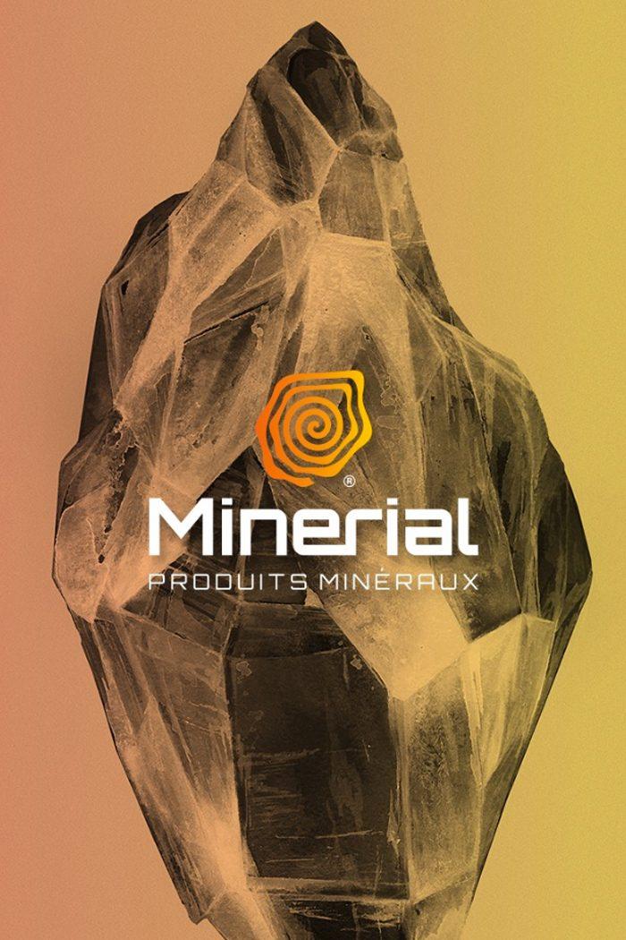 Minerial - Portrait Image