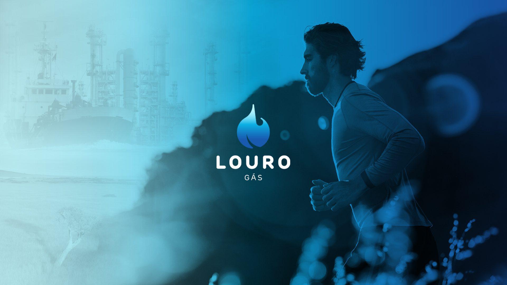 Louro Gás - Header