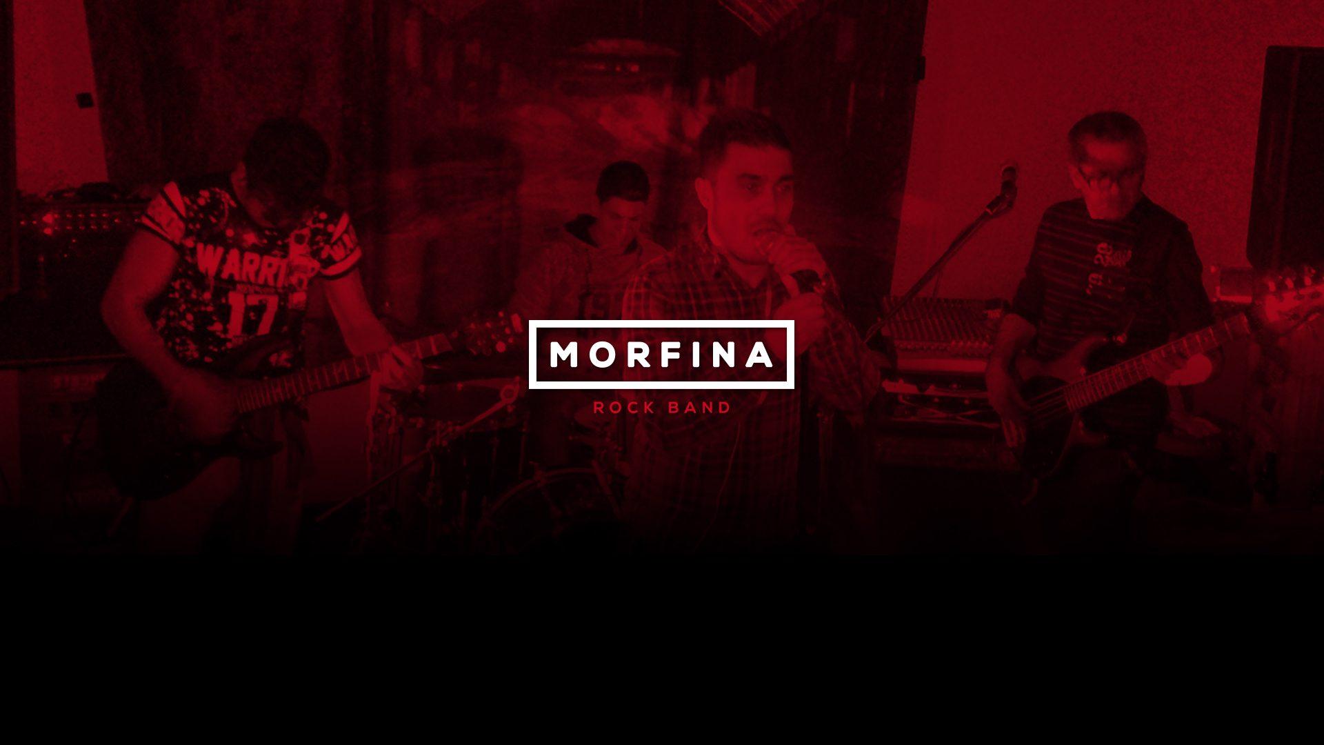 Banda MORFINA - Header 01