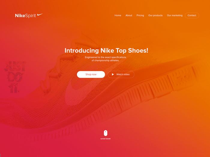 Nike Spirit