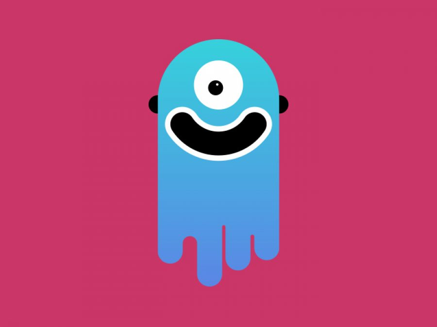 Default image - Happy Monster