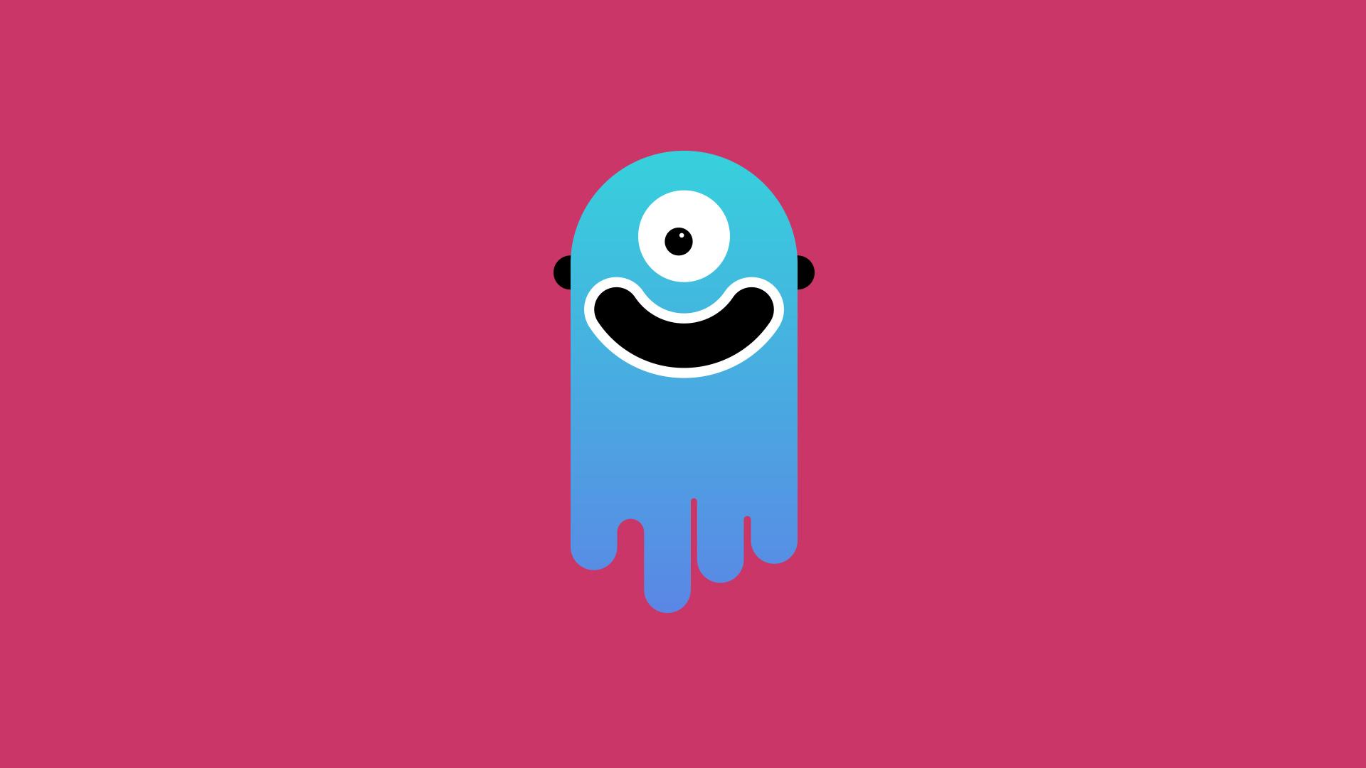 Slider image 1 - Happy Monster